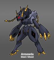 PkMn Purple: Armewda