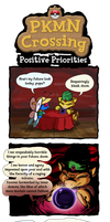 PKMN Crossing: Positive Priorities by Lhumina