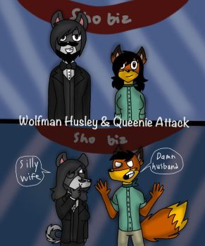Me and my Damn Husband (collab) by ZachMFKAttack