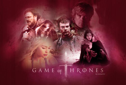 Game of Thrones III. by Emma2727