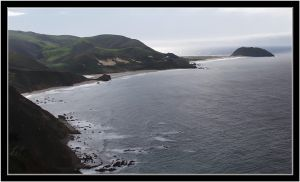 Point Sur by cra5her