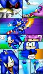 Sonamy short comic: Fight with Metal part 3/4 by TothViki