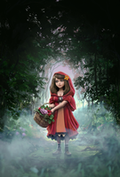 Red Riding Hood by Vihola