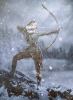 Rise of the Tomb Raider by tkilian73