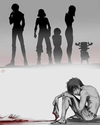 broken promise-One Piece by armedNeutrality