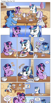 Comic - Twilight's First Day #2 by muffinshire
