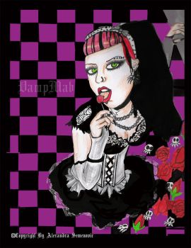 Candy Doll by VampMab