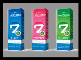 VIBEX NEW PACKAGING by tamer98