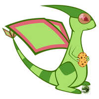 Flygon by Starfighter-Suicune