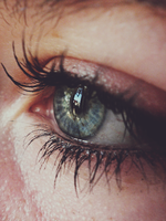 I Love The View What I See In My Eye by TheCoffeeLips