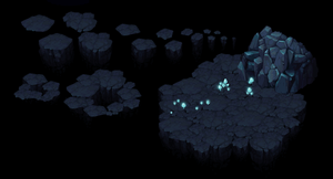 Tiles for cave by Mangust-art
