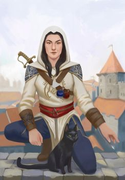 Assassin Commission by Iona-Vorster
