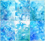 Ice princess - WATERCOLOR STOCK PACK by AuroraWienhold
