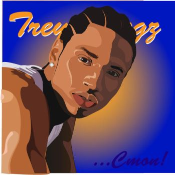 Trey Songz by iascend