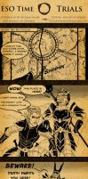 Trials Comic Preview by SlayerSyrena on DeviantArt