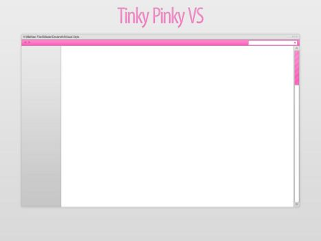 Tinky Pinky - WIP by Rawio
