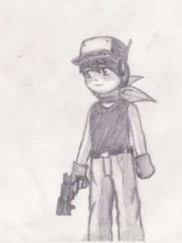 Cave Story Fanart: Quote by Sylverone