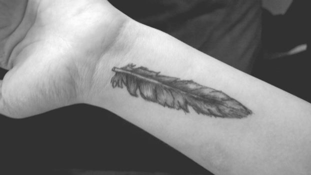 Feather by wolfwarrior1999
