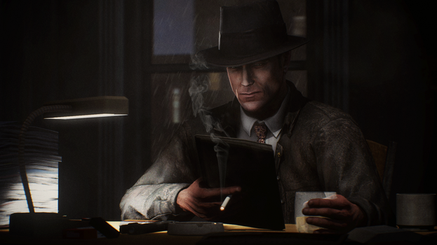 Detective by Skywent