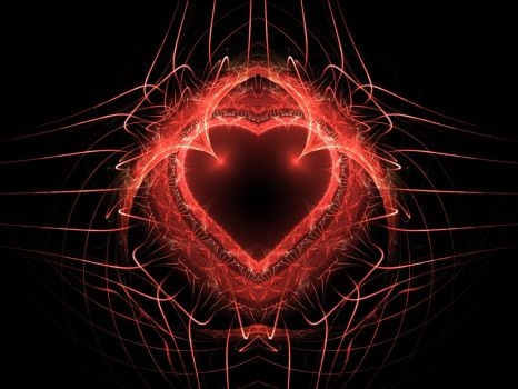 Wired Heart by Zjyslav