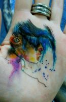 Hand drawing by vero307
