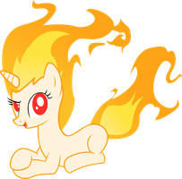 Twilight Rapidash says: Hello There! by tamalesyatole