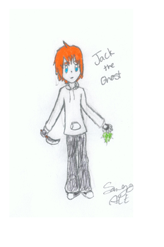 Jack the Ghost! by SangoAce