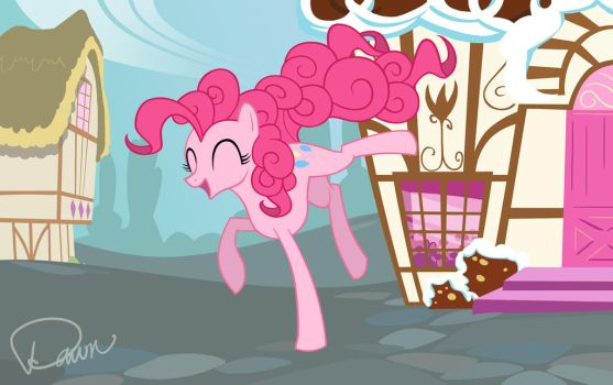 Pinkie Pie by dawnmichellie
