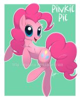 Pinkie Pie by Nyaasu