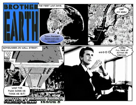 Brother Earth Issue 5 by farmer9999