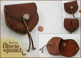 Ancient Faerie Pouch by Shendorion