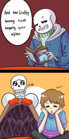 [ Undertale ] Pins and Needles by soap-ai