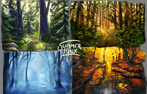 Background Practices by Summer-Lynx
