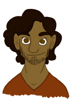 Character Design (Neil) by BlitheBassoon