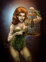 Poison Ivy by VinRoc