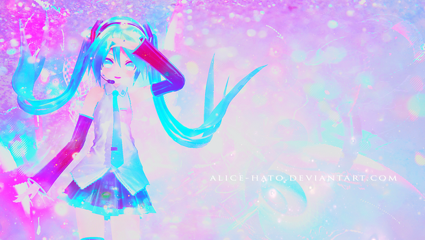 .: Dream Color :. by Alice-Hato