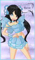 Eastwix Club Jenny Magic Winx by MandyGrimHate