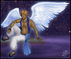 Celestial Shapeshifting by Kelly-WritersSoul