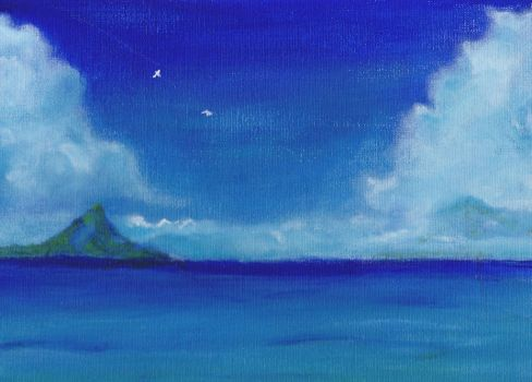 Ocean View Chrono Cross by ChronoDave