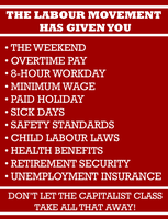 Achievements of the Labour Movement by Party9999999