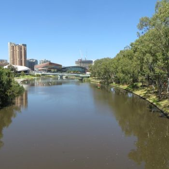 River Torrens by Tarturus