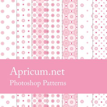 Free Photoshop Patterns by apricum
