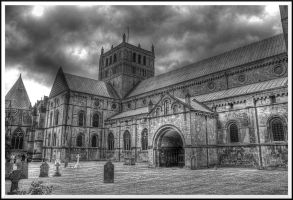 Southwell Minster... by TheBaldingOne