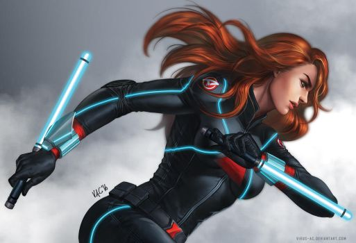 BlackWidow by Virus-AC