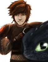 Hiccup Httyd 2 by Jayne-Zee