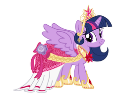 Princess Twilight Sparkle by yuki139