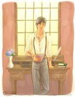 The Infernal Devices: Will Herondale by mseregon
