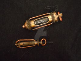 Poison capsule for time X by mpv666