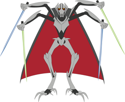 General Grievous by Daizua123
