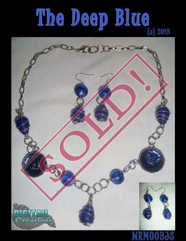 WRM003JS - The Deep Blue-SOLD by LonelyGabu